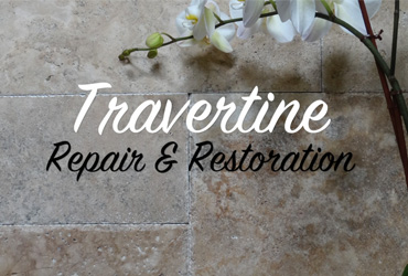 Travertine Restoration video