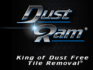 dust free tile remover