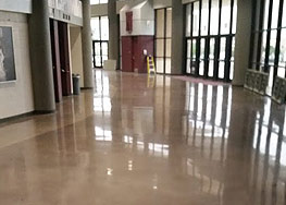Houston Concrete Staining