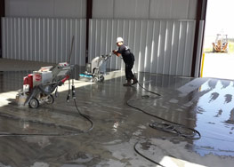 What is Concrete Profiling