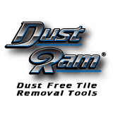 dustram tile removal tools