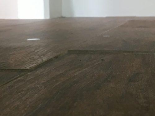 Lippage in Flooring